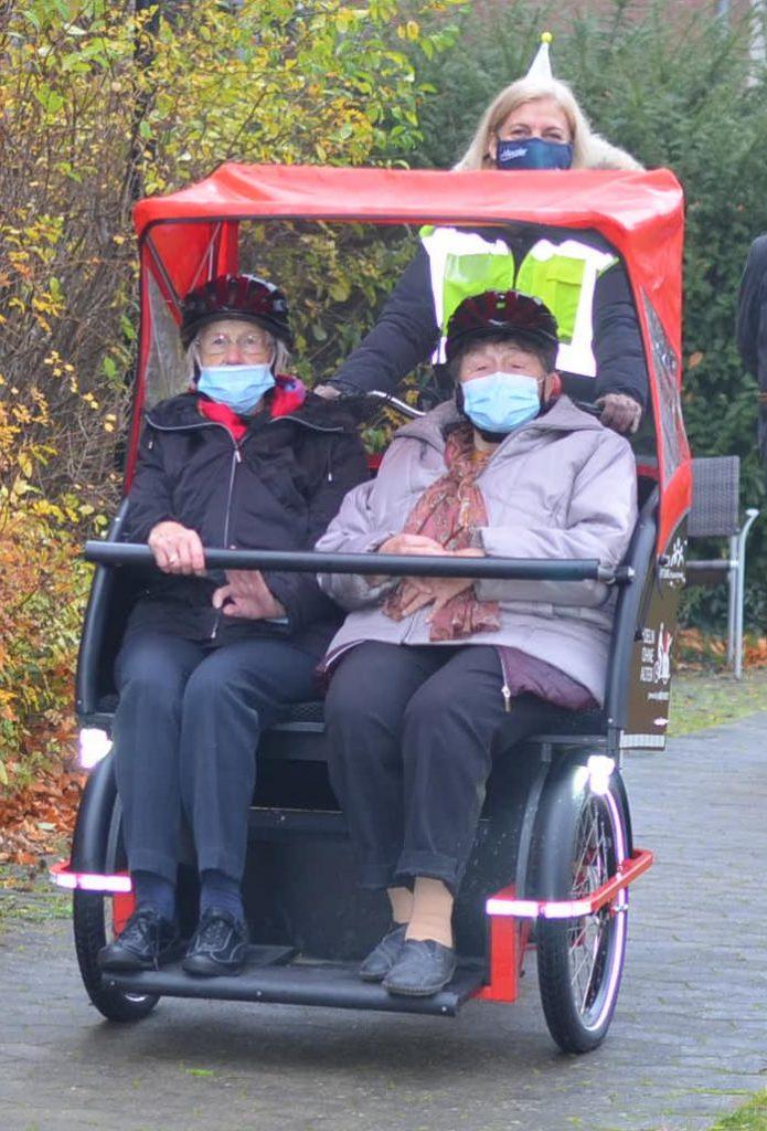 Radeln ohne Alter gib es ab November 2020 auch in Braunschweig